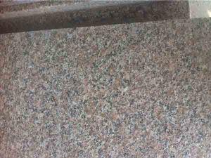 五莲红花岗岩石材
